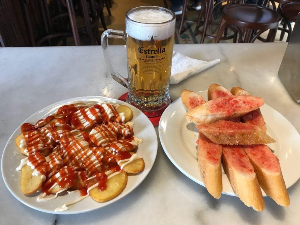 Authentic Spanish cuisine