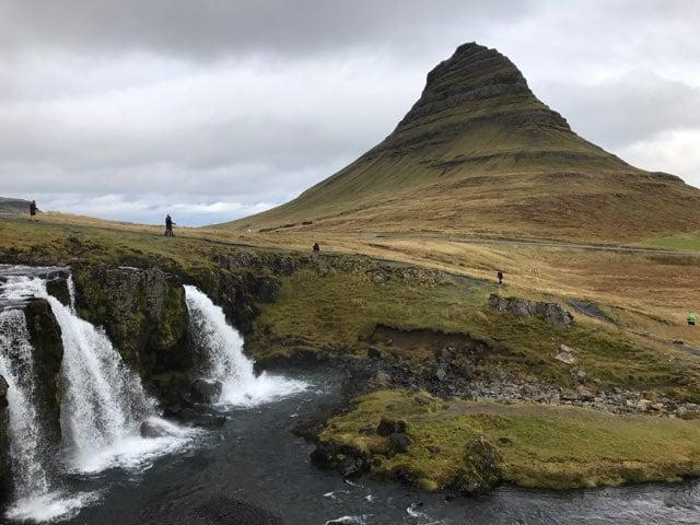 Iceland kirkjufellsfoss