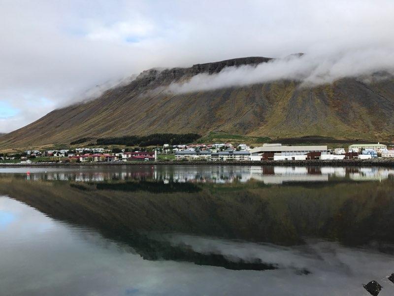 Iceland fjords