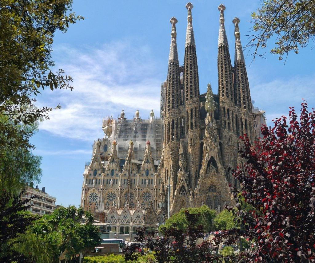 Sagrada Familia Sacred Family