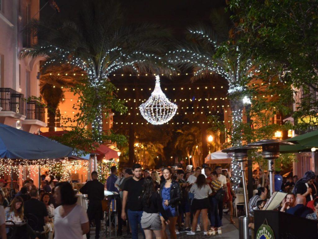 Miami also has a fervent nightlife
