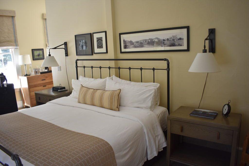 Inn at the Presidio in San Francisco