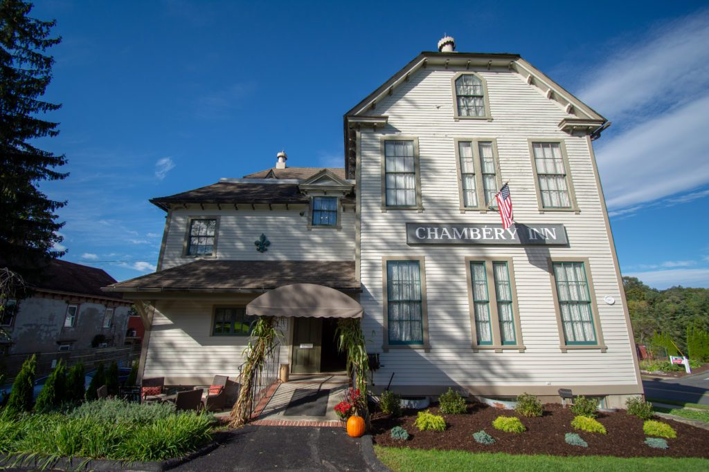 Chambery Inn is one of the top hotels in the Berkshires