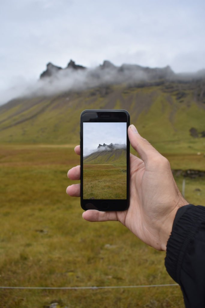 Most Instagrammable places and best photo spots in Iceland.