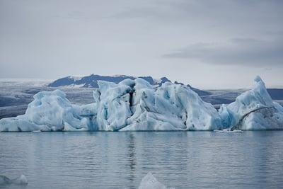 Jökulsárlón Glacial Lagoon - Instagrammable Places Iceland