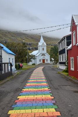 Seyðisfjörður - Instagrammable Places Iceland