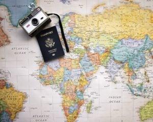 International Travel Passport