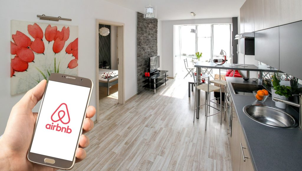 Airbnb is one of the top travel tips