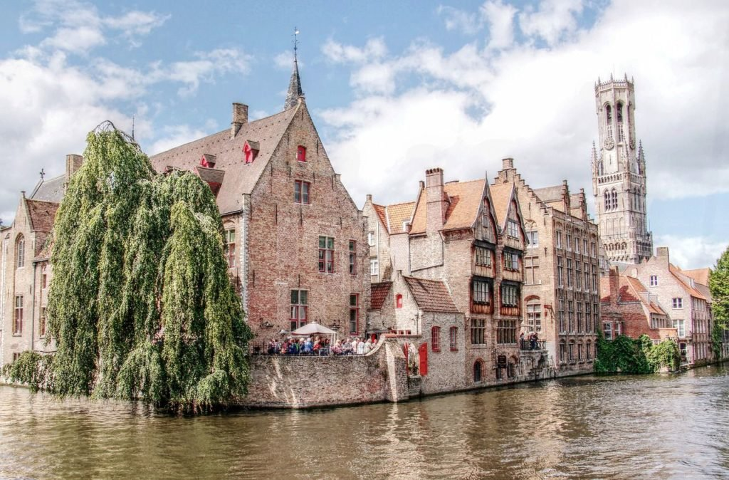 Bruges, most beautiful cities in Europe
