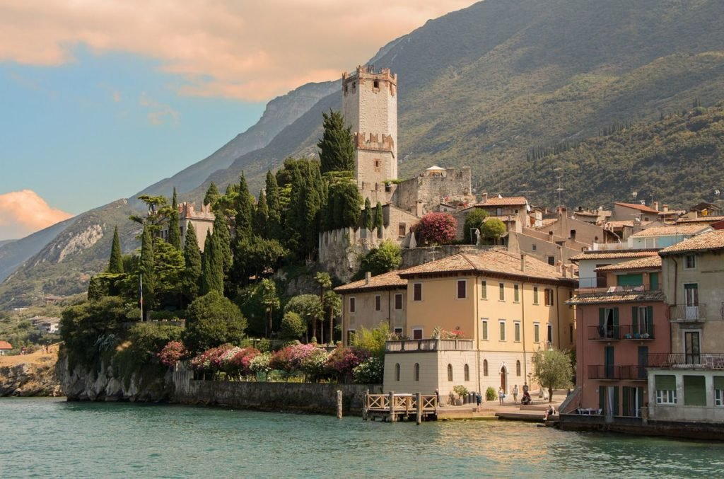 verona travel guide, best day trips in Malcesine