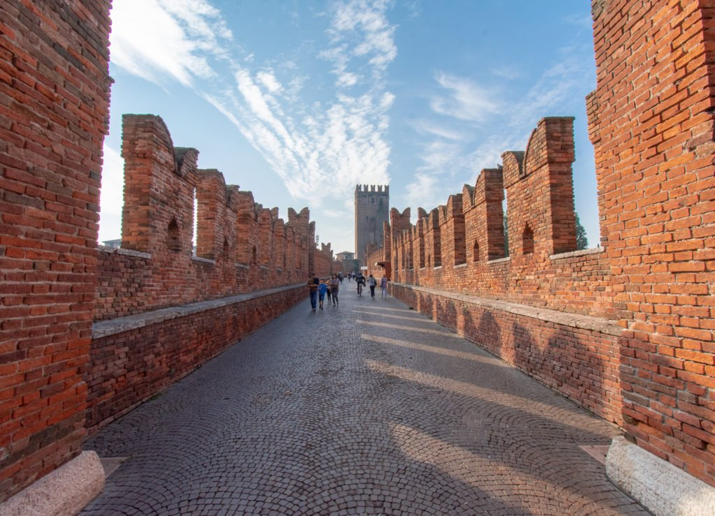 Castelvecchio is an important part of this Verona Travel Guide