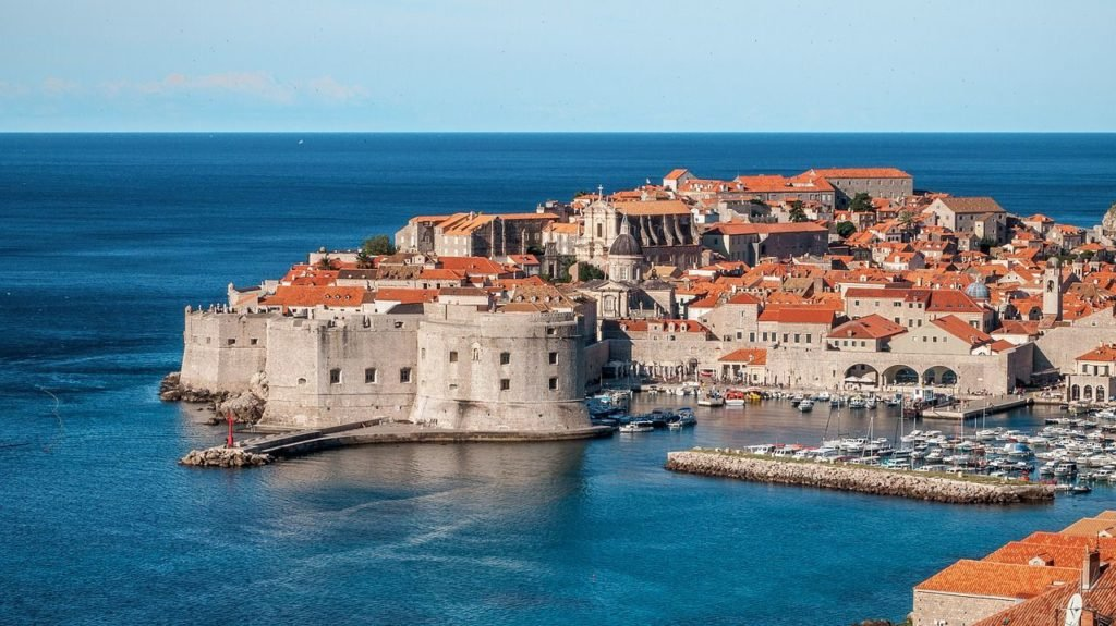 Dubrovnik, most beautiful cities in Europe