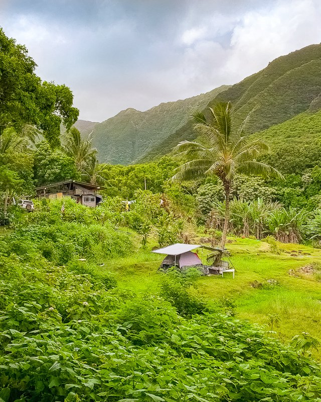 Halawa Valley in Molokai is one of the most unique and remote places in all of Hawaii (and the US).