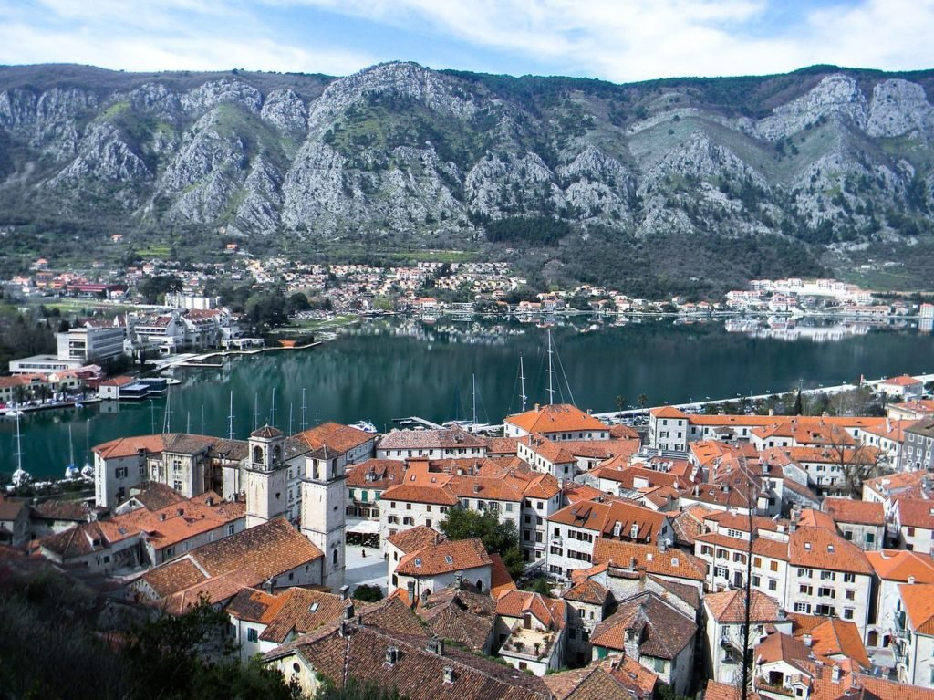 Kotor, one of the nicest, prettiest, and most beautiful cities in Europe.