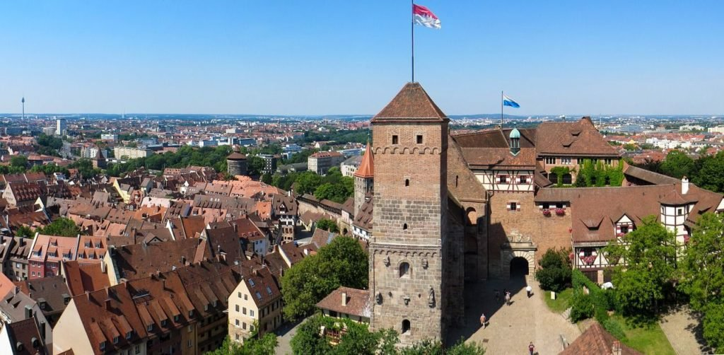Nuremberg is one of the prettiest and most beautiful cities in Europe.
