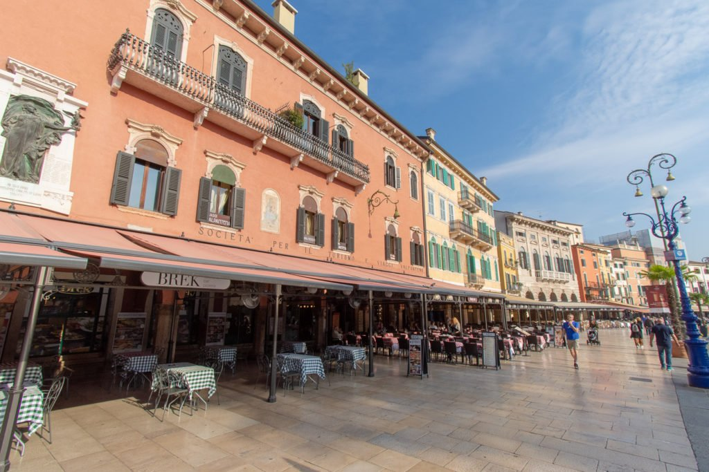 Piazza Bra, top things to do in Verona
