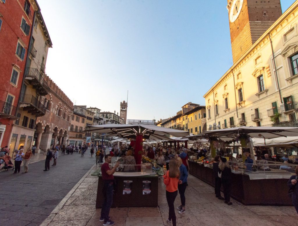 Piazza delle Erbe, top things to do in Verona