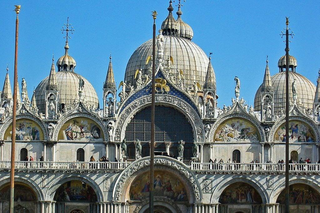 Saint Mark's Basilica, most beautiful cities in Europe