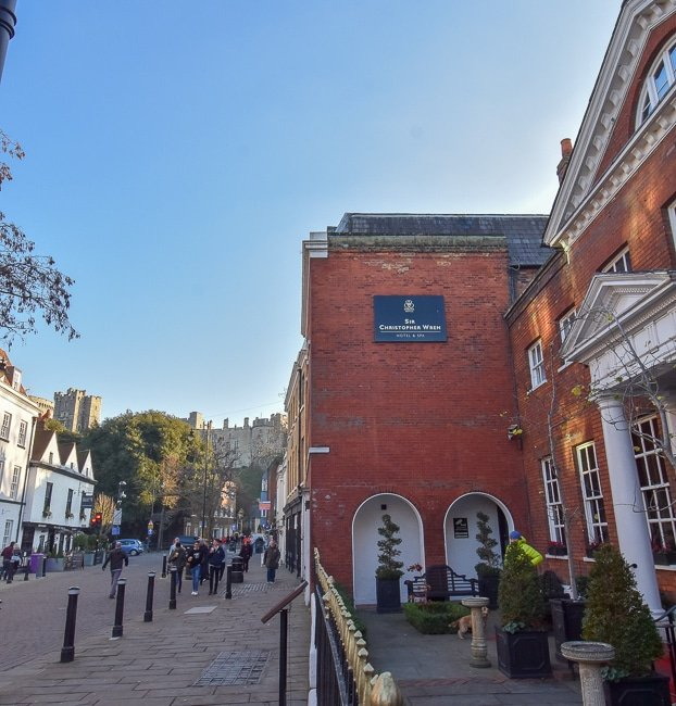 Sir Christopher Wren Hotel and Spa