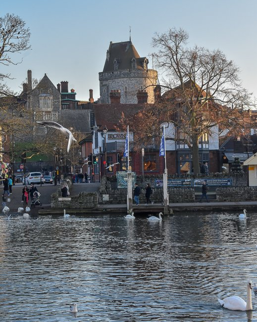 River Thames and Windsor Castle, weekend itinerary and travel guide