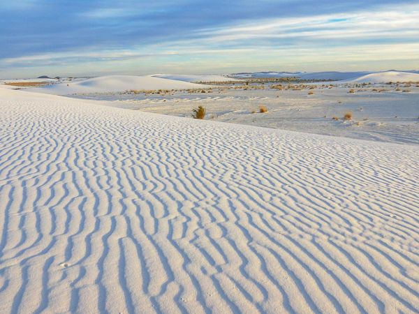 White Sands National Monument in New Mexico is one of the most beautiful, bucket list places in the US.