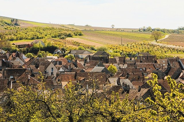 Irancy is a small village in Burgundy. This is one of the best wine regions in the world that you should visit in 2020.