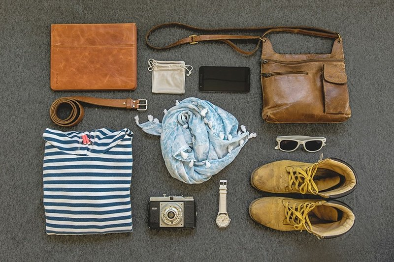 Packing light is an easy way to travel cheap and save money on travel