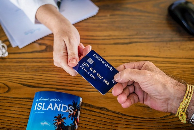 Having a travel rewards credit card is one of the most effective travel hacks for flying