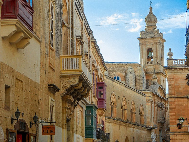 Mdina is one of the best hidden gems in Malta and Europe as a whole.