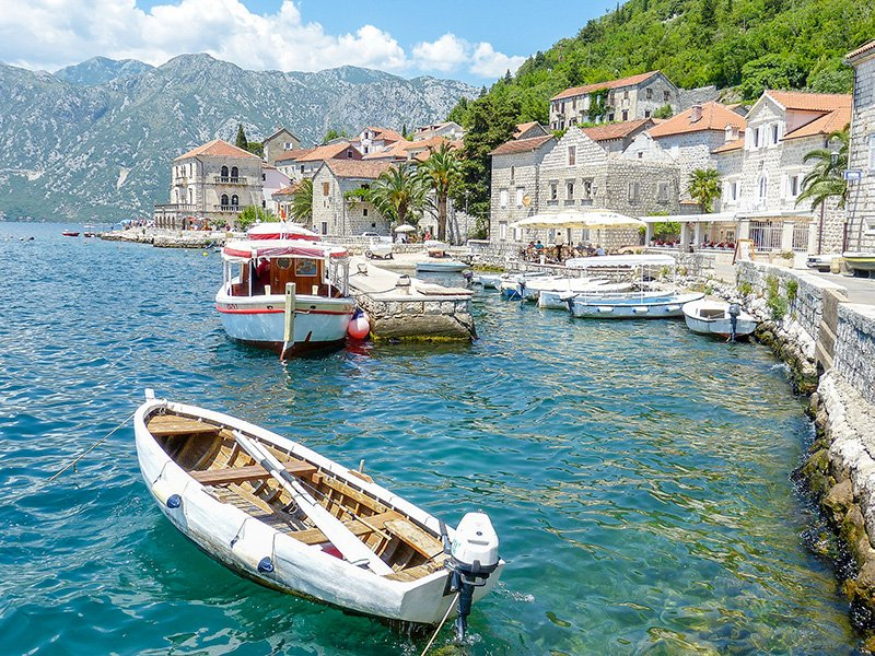 Perast, Montenegro is a best-kept secret, and among the best hidden gems in Europe.