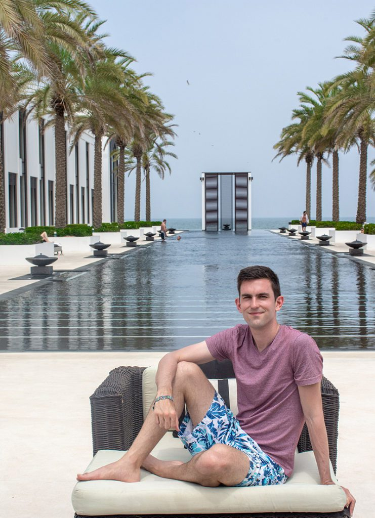 Staying at the Chedi Muscat is one of the top highlights and things to do in Oman.