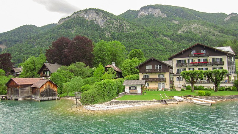 Wolfgangsee and St. Gilgen are among the best hidden gems in Europe.