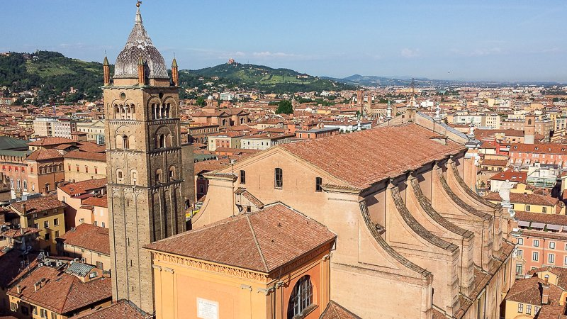 Bologna is definitely among the cheapest and most fascinating cities in Europe