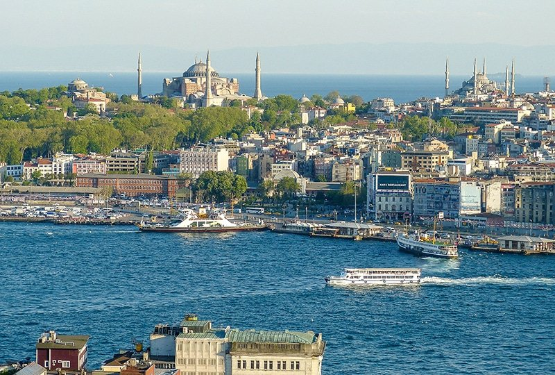 Istanbul is a hub in the region