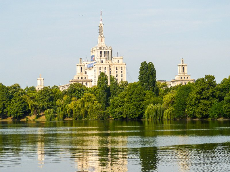 Bucharest is known for its scenic riverside setting and being among the cheapest cities to travel in Europe
