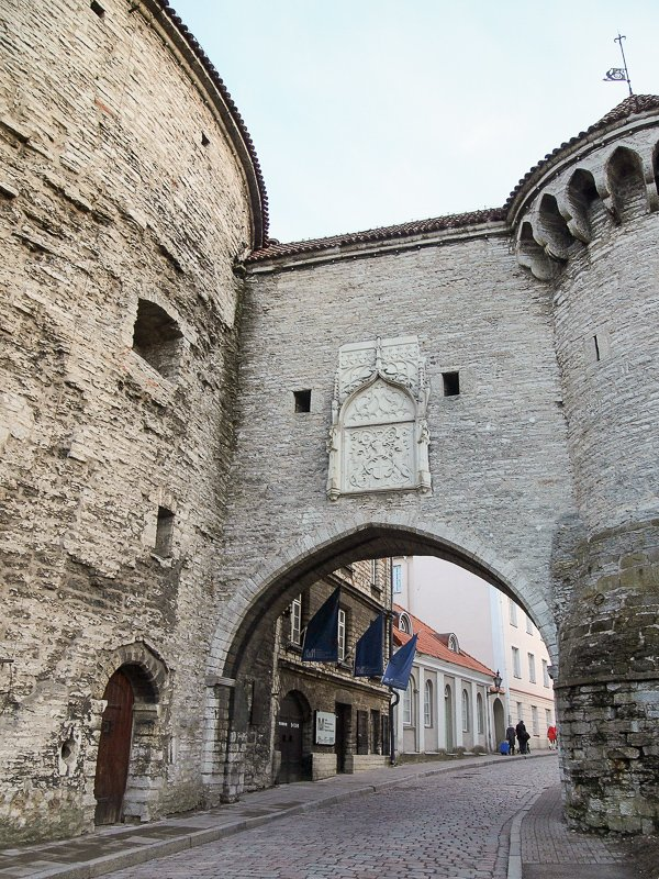 Tallinn, Estonia is an open-air museum and one of the cheapest cities in Europe