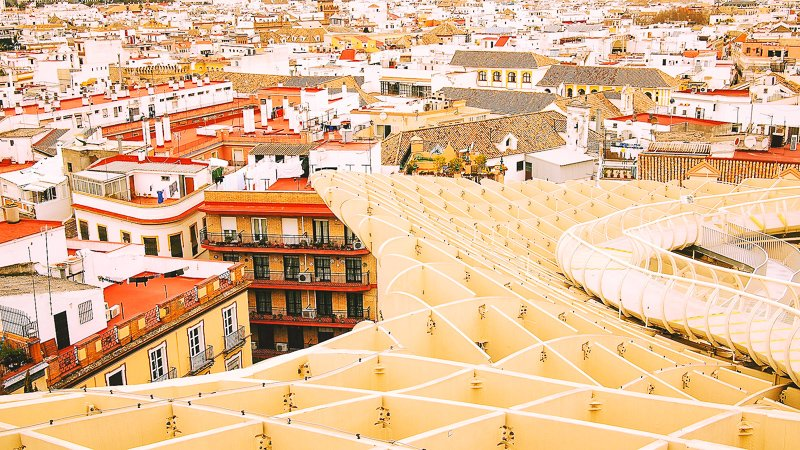 Sevilla, Spain is one of the cheapest and best cities to visit in Europe
