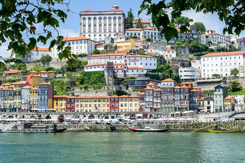 Porto, Portugal is one of the cheapest cities in Europe. It's definitely one of the cheapest places to travel in Europe.