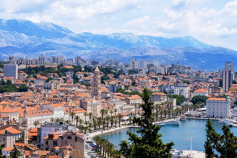 As one of the cheapest cities in Europe, Split should definitely be on your bucket list in 2019.