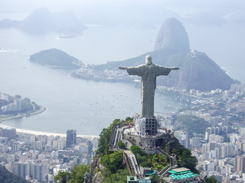 Rio de Janeiro is among the best and most beautiful UNESCO World Heritage Sites.