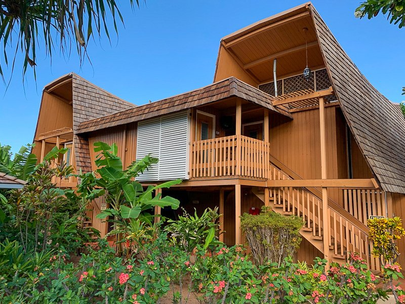 Hotel Molokai is a rustic hotel in the heart of the island.