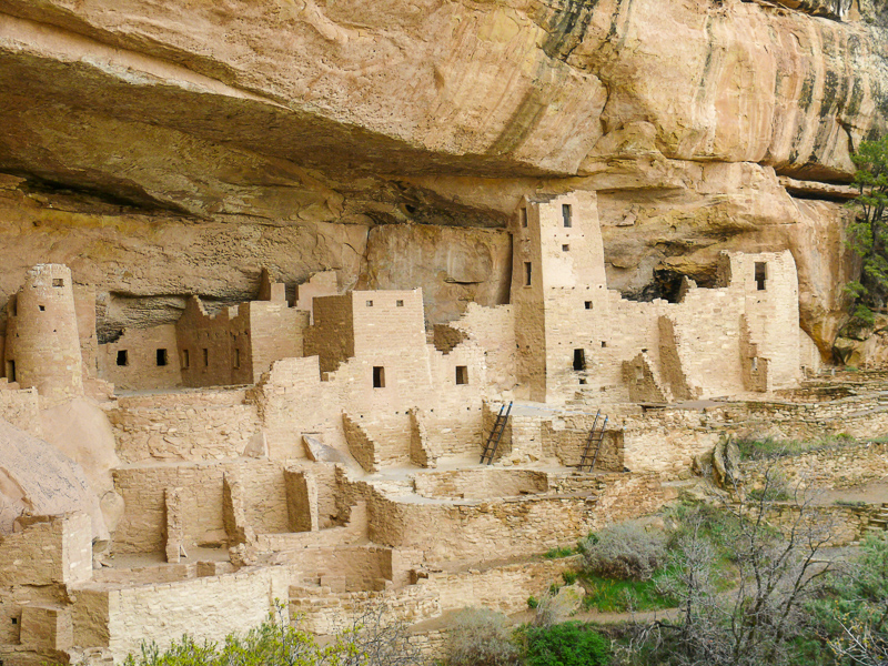 Mesa Verde is one of the most beautiful national parks and best UNESCO World Heritage Sites.