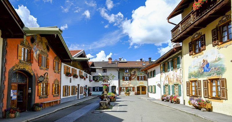 Mittenwald in Germany is among the best unknown places to visit in Europe.