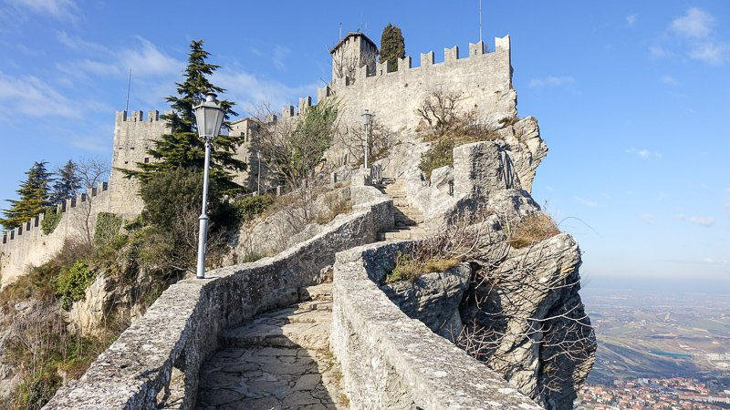San Marino is a hidden gem in Europe