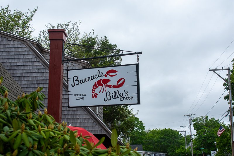 Barnacle Billy's is my favorite lunch and ice cream spot in town.