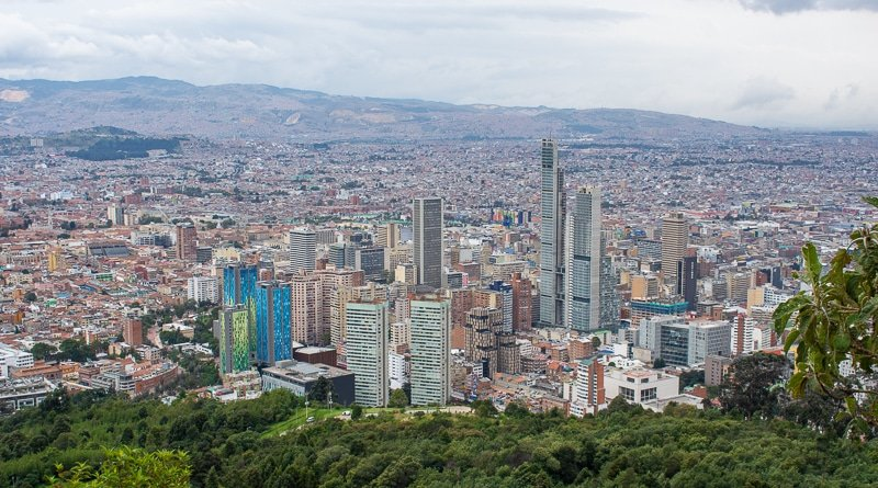 Bogotá is the vibrant, high-altitude capital of Colombia. It's home to 8 million people, making it one of the largest cities in all of the Americas.