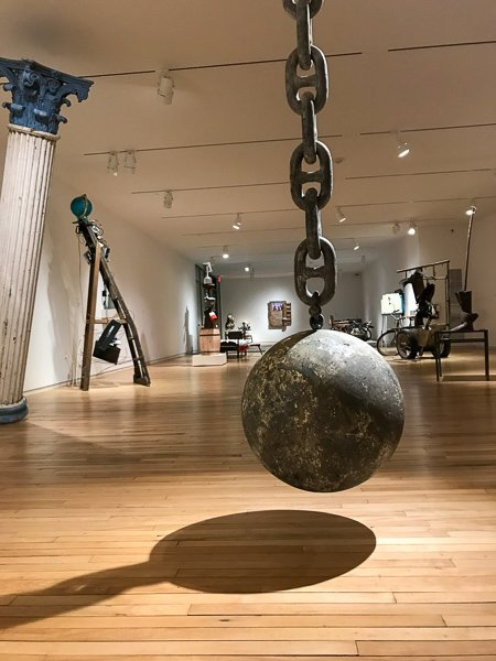 Mass MoCA Museum in the Berkshires is one of the best weekend getaways in New England.