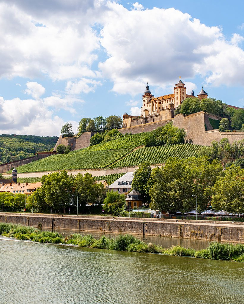 Wurzburg, Germany is one of the prettiest cities in Europe.