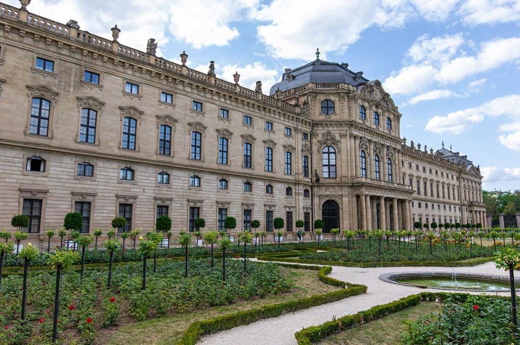 Wurzburg Germany Residenz