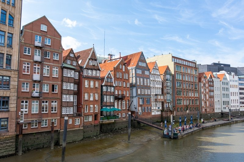 Deichstraße is one of the top things to see and do in Hamburg, Germany